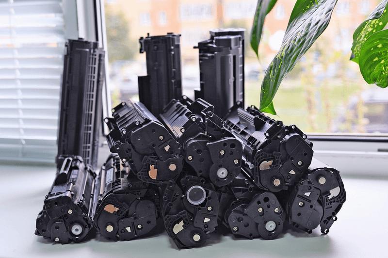 Druckerpatronen richtig und umweltfreundlich entsorgen