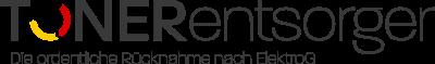 TONERentsorger - Die ordentliche Rücknahme nach ElektroG
