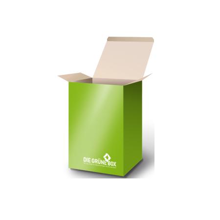 Stabiler Transportkarton in der Größe 60 x 40 x 40 cm. Bestens geeignet für Druckerpatronen
